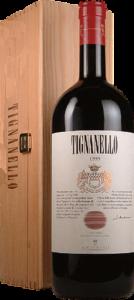 Wine Bottle at Tutti Santi